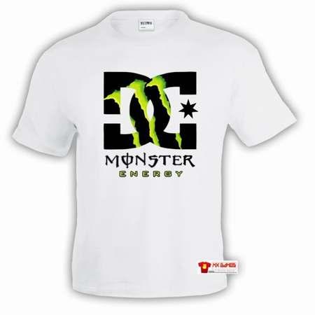 a4e7dff7d camiseta masculina monster